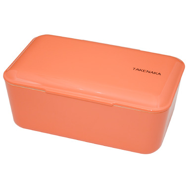 Takenaka Bento-Box Expanded Coral Lunch Box