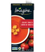 Imagine Foods Soupe crémeuse à la tomate bio