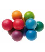 Grimm's Wooden Bead Grasper Rainbow