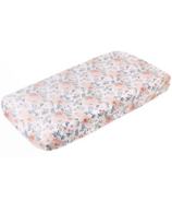 Copper Pearl Autumn Diaper Changing Pad Cover