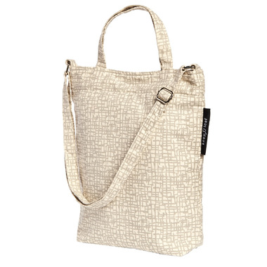 Keep Leaf Shoulder Hand Tote Mesh