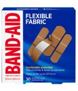 Band-Aid Tissu Flexible Paquet famille assorti