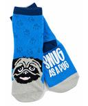 Hatley Snug As A Pug Kids Socks
