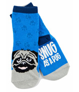 Hatley Snug As A Pug Kids Socks