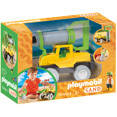 Playmobil Sand Drilling Rig
