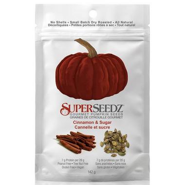 SuperSeedz Gourmet Pumpkin Seeds