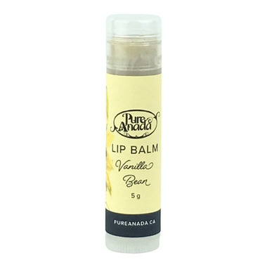 Pure Anada Natural Vanilla Bean Lip Butter