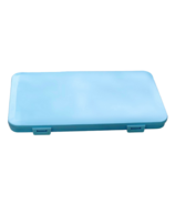 Just In Case Face Mask Case Blue
