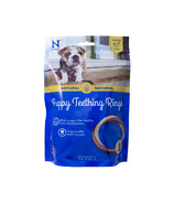 Natural Polymer Int. N-Bone Puppy Teething Ring Chicken Flavor