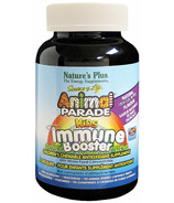 Nature's Plus Animal Parade Kids Immune Boost Tropical Berry