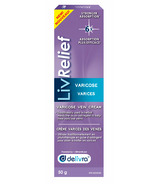 LivRelief Varicose Vein Cream