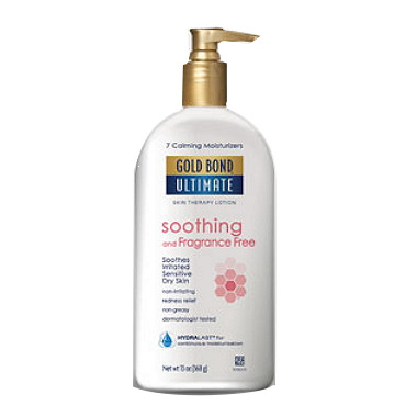 Gold Bond Ultimate Soothing Skin Therapy Lotion with Chamomile