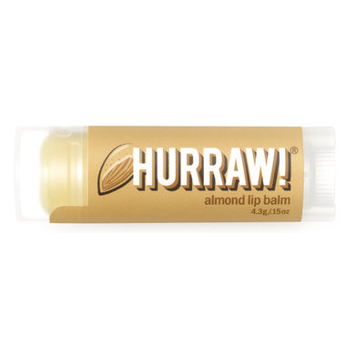 Hurraw Balm Almond Lip Balm