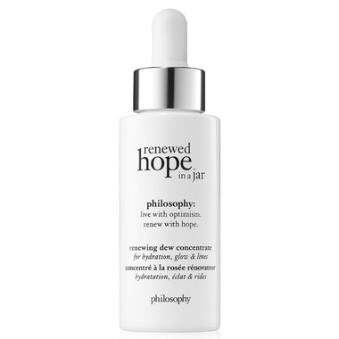 Philosophy Renewed Hope In A Jar Renewing Dew Concentrate