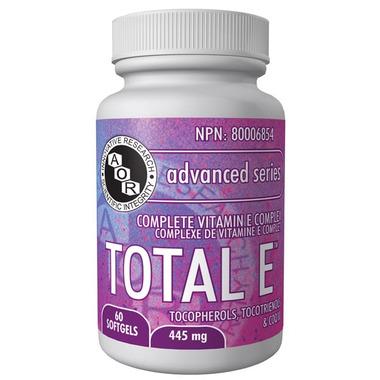 AOR Total E Complete Vitamin E Complex