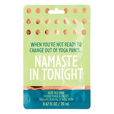 Fashion Angels Face Mask Namaste In Tonight
