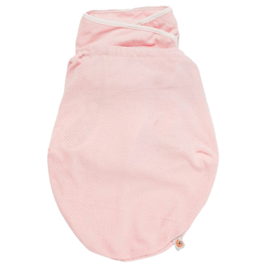 Ergobaby Lightweight Swaddler in Darling Pink