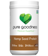 Pure Goodness Hemp Seed Protein Chocolate