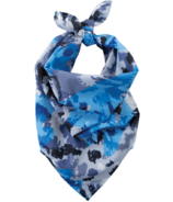 iScream Blue Tie Dye Bandana Child Size