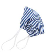 Puffin Gear Reusable Cloth Face Mask Blue Stripe