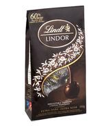 Lindt Lindor 60% Cacao Dark Chocolate Truffles