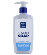 Kiss My Face Fragrance Free Hand Soap