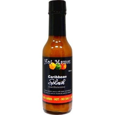 Hot Mamas Caribbean Splash Hot Sauce