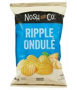 Nosh & Co. Ripple Potato Chips
