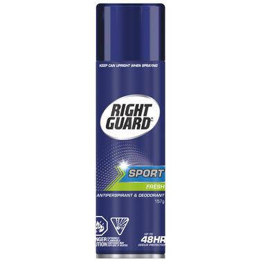 Right Guard Sport Fresh Aerosol Antiperspirant
