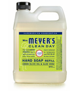 Mrs. Meyer's Clean Day Hand Soap Refill Lemon Verbena