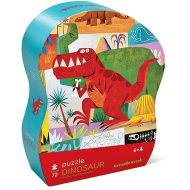 Crocodile Creek Learn \'N Play Puzzle Dinosaur