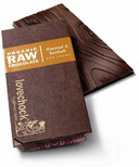 LoveChock Almond and Baobab Raw Organic Chocolate Bar