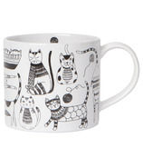 Now Designs Mug in a Box Purr Party