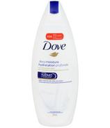 Gel douche hydratant pour le corps de Dove Deep Moisture