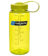 Nalgene 16 Ounce Wide Mouth Water Bottle Spring Green