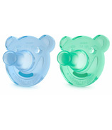 Philips AVENT Shape Soothie Blue/Green Bear