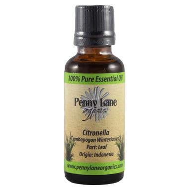 Penny Lane Organics Citronella Essential Oil