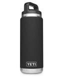 YETI Rambler Bottle Black