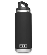 YETI Rambler Bottle Black
