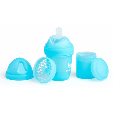 Herobility HeroBottle Blue 4.7oz