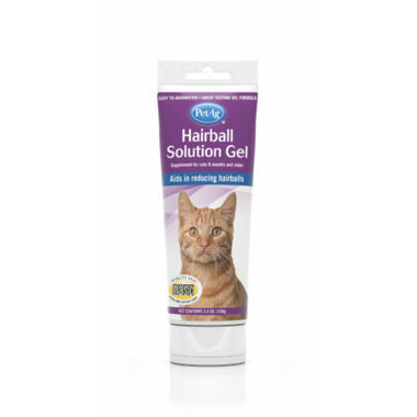 PetAg Hairball Solution Gel