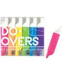OOLY Do-Over Erasable Highlighters