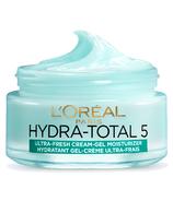 L'Oreal Paris Hydra-Total 5 Ultra-Fresh Cream-Gel Moisturizer