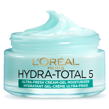 L\'Oreal Paris Hydra-Total 5 Ultra-Fresh Cream-Gel Moisturizer