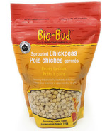 ShaSha Co. Bio-Bud Organic Sprouted Chick Peas