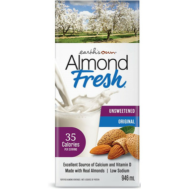 Earth\'s Own Almond Fresh Original Unsweetened