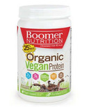 Boomer Nutrition Organic Vegan Protein Chocolate