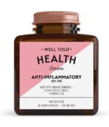 Well Told Health Anti-Inflammatory