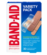 Band-Aid Variety Pack