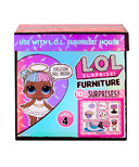 L.O.L. Surprise Furniture with Doll Sweet Boardwalk & Sugar